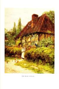 the-cottage-homes-of-england-helen-allingham-17