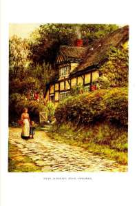 the-cottage-homes-of-england-helen-allingham-26