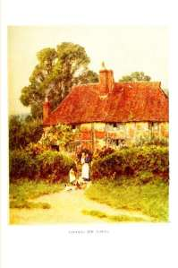 the-cottage-homes-of-england-helen-allingham-32