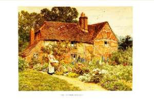 the-cottage-homes-of-england-helen-allingham-33