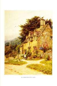 the-cottage-homes-of-england-helen-allingham-39