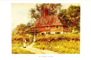the-cottage-homes-of-england-helen-allingham-63
