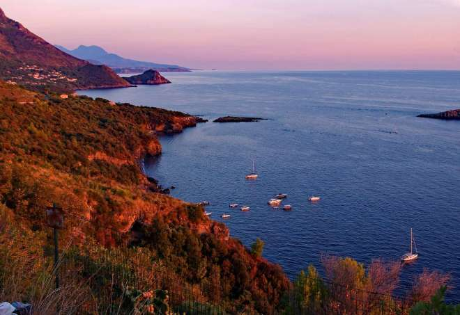 basilicata-coast-sunset